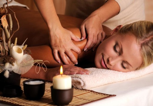 Take time out with a beneficial massage
