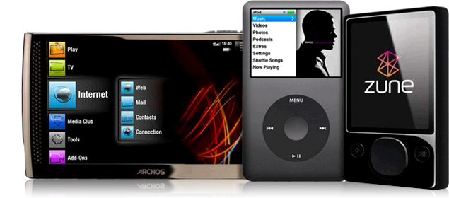 Stay in tune with digital music players